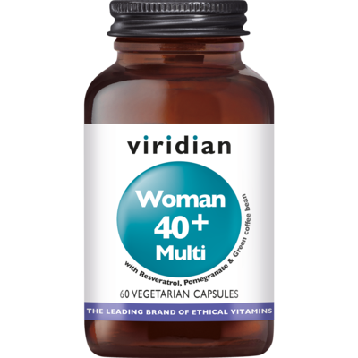 Woman 40+ Multivitamin