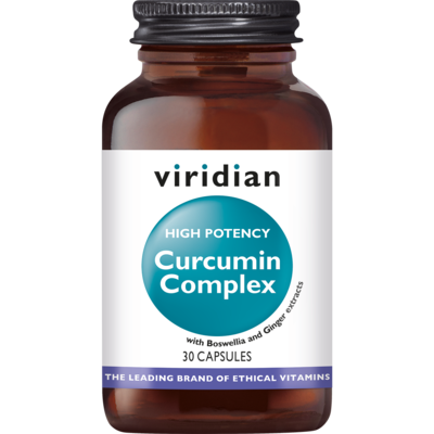 High Potency Curcumin Complex