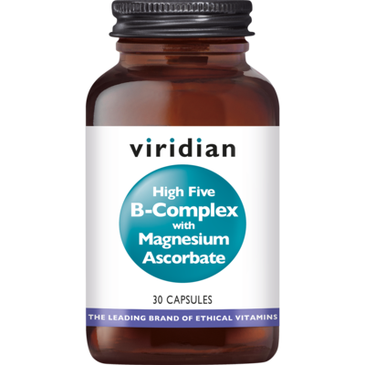 HIGH FIVE® B-Complex with Magnesium Ascorbate