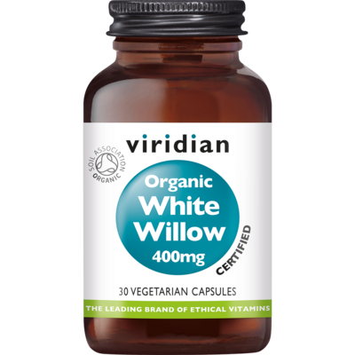 Organic White Willow